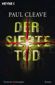 Der siebte Tod von Paul Cleave